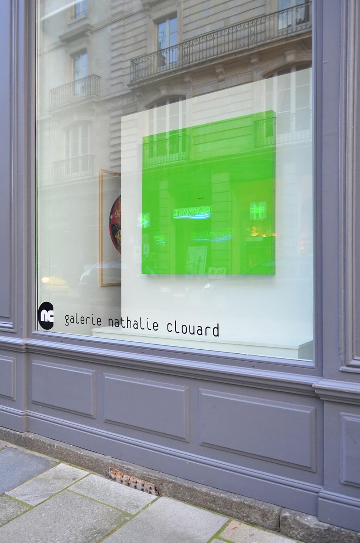 Exposition galerie Nathalie Clouard, Rennes