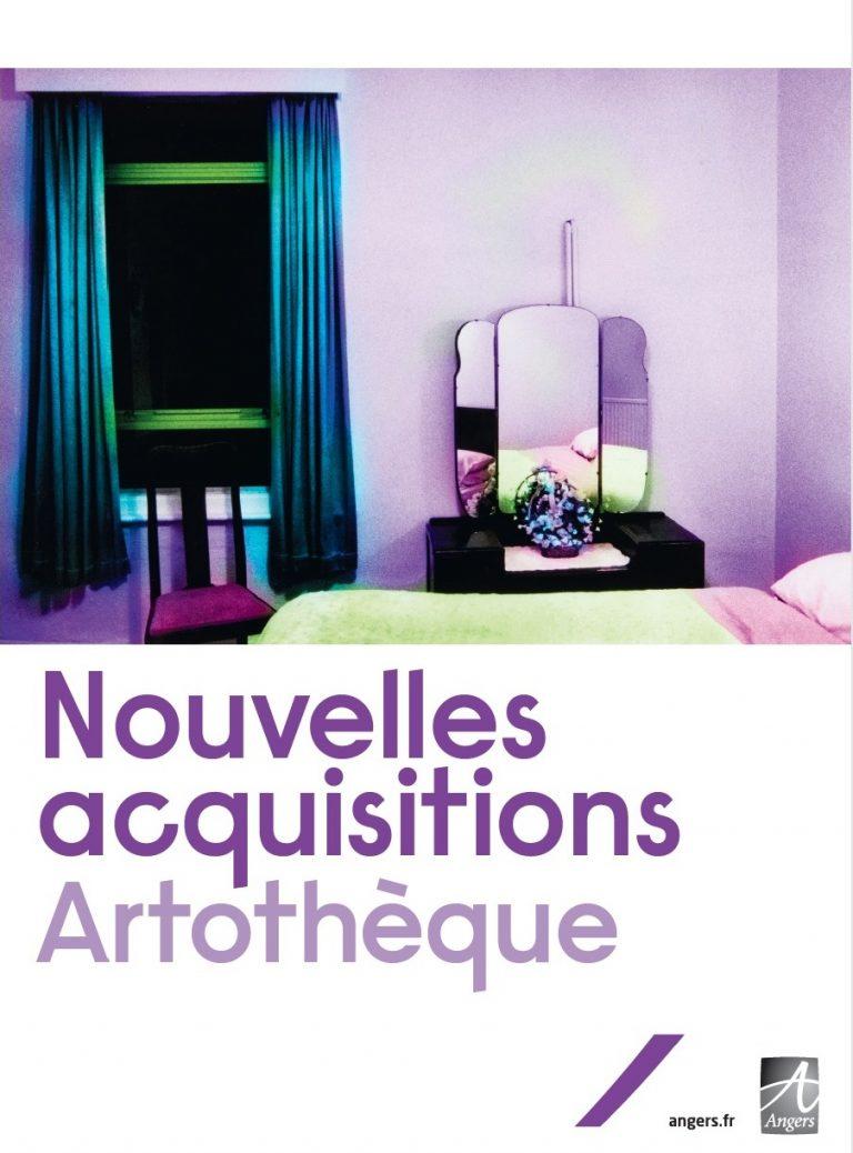 artothèque d'Angers nouvelles acquisition